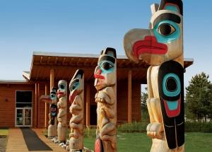 TTHC-Tlingit-Totem-Poles