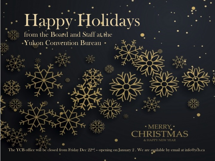 Happy Holidays! YCB's Christmas Office Hours