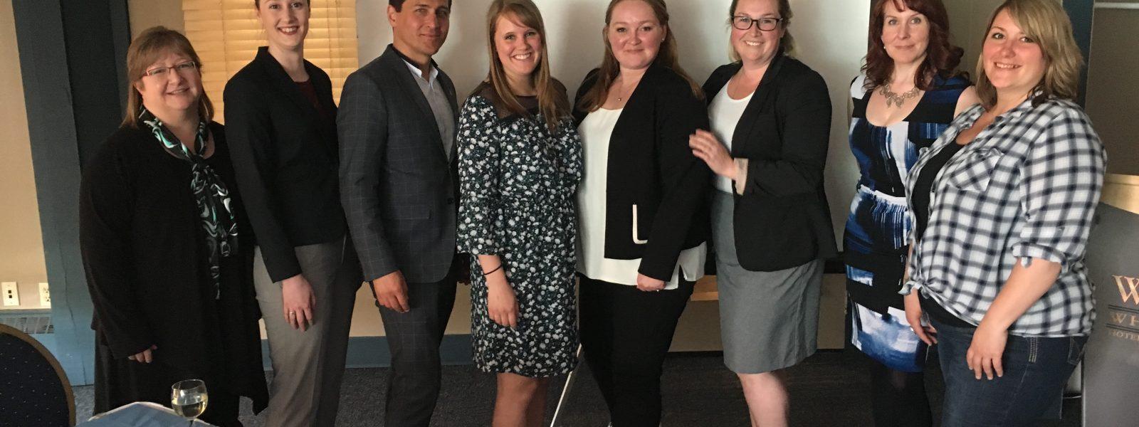 Welcoming our 2018-2019 Board Members