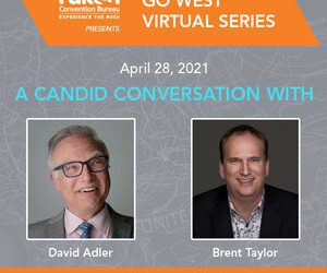 GoWest 'A Candid Conversation with…' Virtual Series
