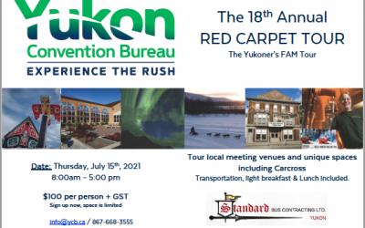 18th Annual Red Carpet Tour